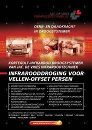Algemene brochure vellen offset (NL) - Jac. de Vries Infraroodtechniek