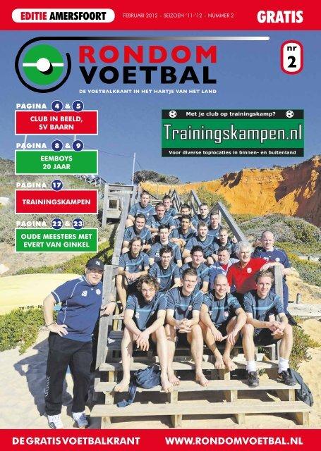 Seizoen 2011/2012 nummer 2 - Rondom Voetbal