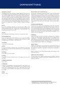 bättre avkastning än omxtm - index i såväl uppgång som nedgång - Page 4