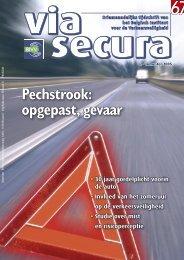 Via Secura 67 - Belgisch Instituut voor de Verkeersveiligheid