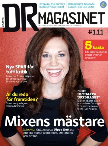 DR-magasinet 1 2011 (pdf) - Posten