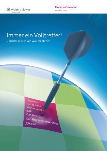 PDF herunterladen - Wolters Kluwer Deutschland