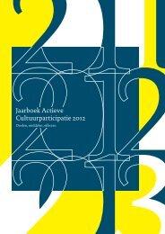 Jaarboek Actieve Cultuurparticipatie 2012 - Fonds voor ...