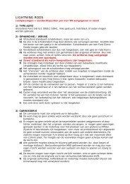 Klik hier voor het CAMSO reglement Lightning Rods - Mr Fonne76