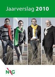 Jaarverslag 2010 - NRG