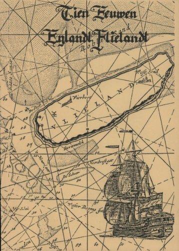 Tien Eeuwen Eylandt Flielandt 1993 09 - Cultuur Historische ...
