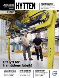 Ett lyft för framtidens fabrik! - Ordbanken