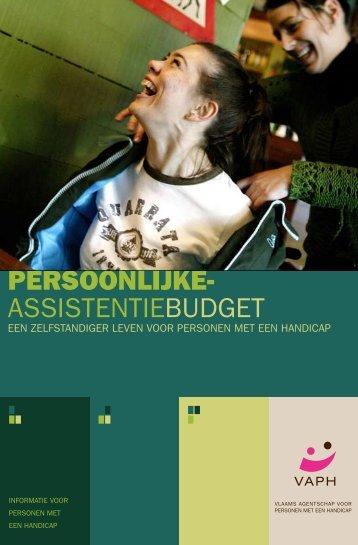 Persoonlijk Assistentie Budget - Rondpunt