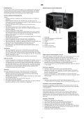 DK Mekanisk mikrobølgeovn ... - Target AS - Page 5