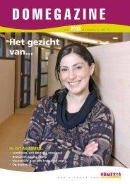 Domegazine Mei 2013 - Domesta