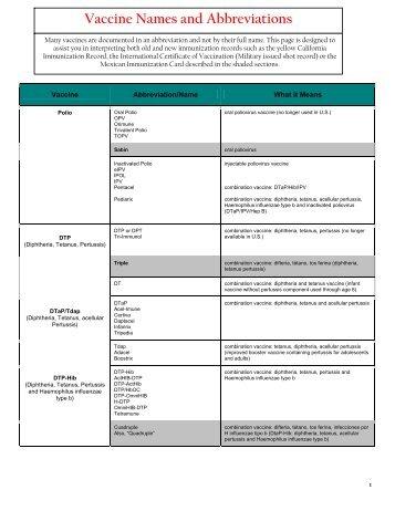 western-australian-immunisation-schedule- 27 ... - SA Health