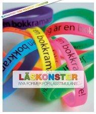 LÄSKONSTER - Länsbibliotek Gävleborg Uppsala