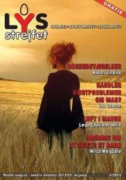 Nr. 3 - 2012 - LYS-strejfet.dk