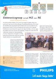 Nummer 1, januari / februari 2001 - BeeldBuisBoek.nl