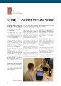 Indhold - Aalborg Portland - Page 2