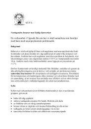 Vardagsnära Insatser i Tydlig Samverkan VITS.pdf - Tierps kommun
