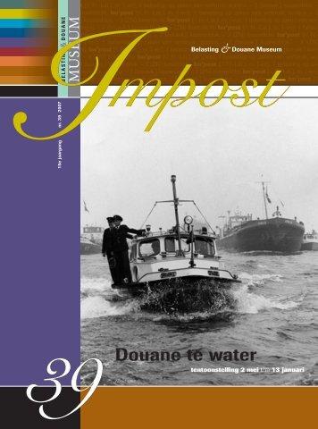 Impost 39 (3 MB PDF) - Belasting & douane museum