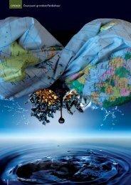 Wringen we tot de laatste druppel? Duurzaam grondstoffenbeheer ...