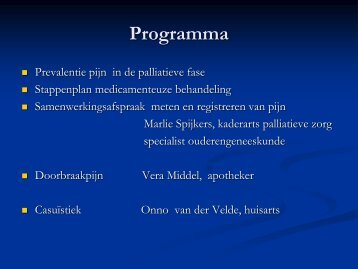 Marlie Spijkers - Stichting Thema