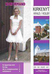 Kirkeblad nr. 2 - 2011 - Vivild-Vejlby pastorat