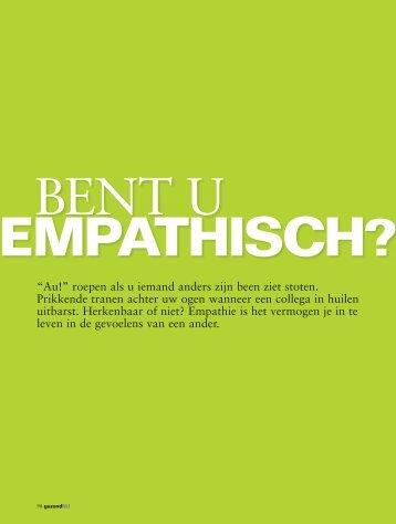 90-93 Psyche-Empathie - Linda de Waart