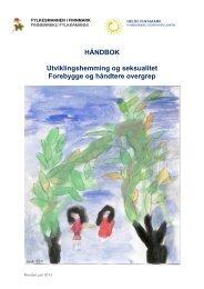 Håndbok revidert juni 2013 - Helse Finnmark