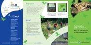 Naturpfad Natuurpad - bei Rodebach - Roode Beek