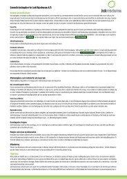 Generelle betingelser for Jysk Rejsebureau A/S: