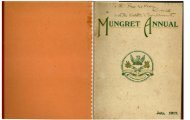-. p • - / - Mungret College Past Pupils' Union