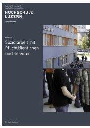 Sozialarbeit mit Pflichtklientinnen und -klienten - Weiterbildung ...