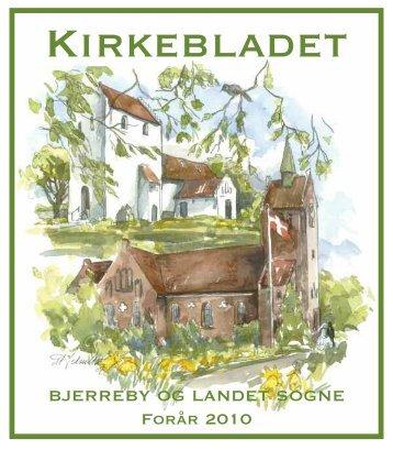BjerreBy og Landet sogne Forår 2010 - Bjerreby -Landet pastorat