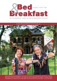 de combinatie - Bed & Breakfast nieuws