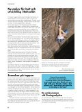 HöGT OCH VACKERT KHAN TENGRI - Svenska Klätterförbundet - Page 6