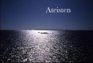 Ateisten — roman - fritenkaren.se
