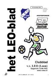 LEO CLUBBLAD 14-11-2012 1
