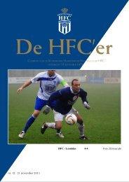 nr. 12. 21 november 2011 - Koninklijke HFC