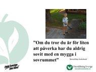 Jan Forsmark Omställning - Hela Sverige ska leva