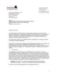 Brief 4, Zichtlijnen - Vereniging de Nieuwe Vaart