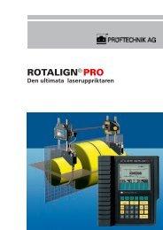 ROTALIGN® PRO - Pruftechnik