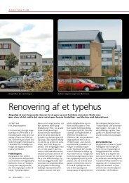 Renovering af et typehus - Triarc Arkitekter
