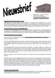 jaargang 7 - nummer 4 (25 jan 2013).pdf - Prins Bernhardschool
