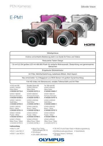 PEN Kameras