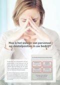 Persoonlijke informatie voor betere prestaties Zorg voor het welzijn ... - Page 2