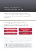 Persoonlijke informatie voor betere prestaties Zorg voor het welzijn ... - Page 3