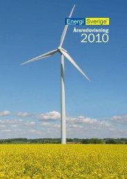 Årsredovisning - Energi Danmark