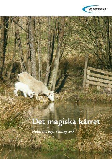 Broschyr - GM Vattenmiljö