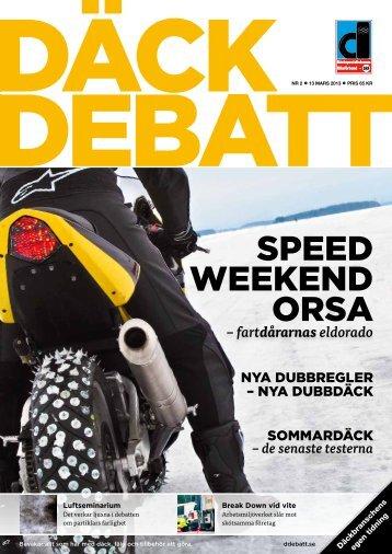 DäckDebatt nr 2 2013