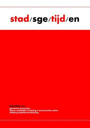 X STADSGETIJDEN 1