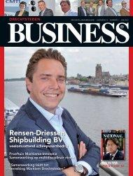 Rensen-Driessen Shipbuilding BV - Drechtsteden BUSINESS