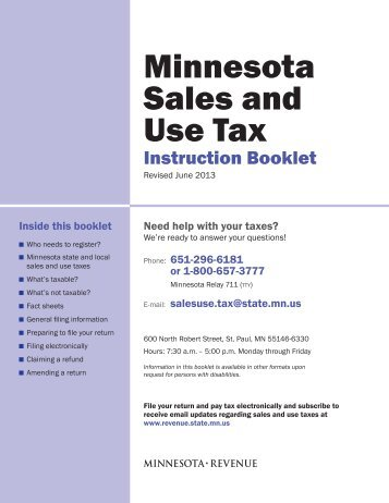 Form ST11-PUR, Purchaser Sales Tax Refund Claim - Minnesota
